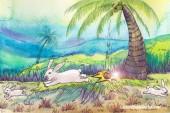 กระต่ายตื่น