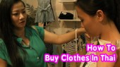 buy clothes in Thailand